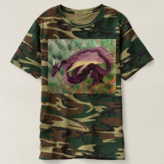 Dragon Painted Tshirt
