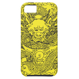 Dragon pattern 11 case for the iPhone 5
