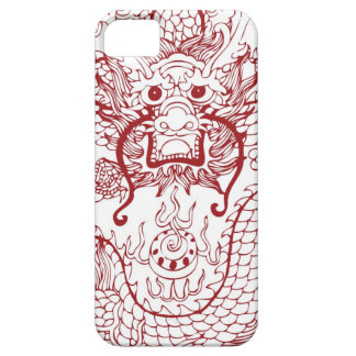Dragon pattern 15 iPhone 5 cover