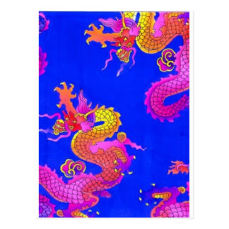 DRAGON PEACE POST CARDS