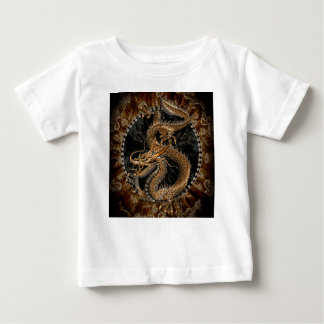 Dragon Pentagram Baby T-Shirt