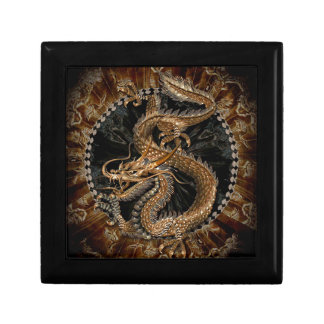 Dragon Pentagram Gift Box