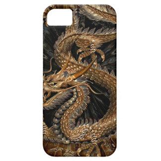 Dragon Pentagram iPhone 5 Cases