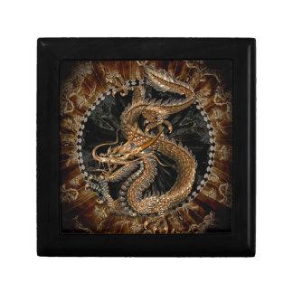 Dragon Pentagram Trinket Boxes