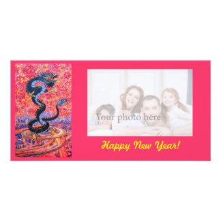 Dragon Photo Card