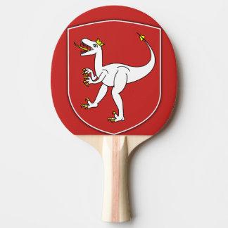 dragon ping pong paddle