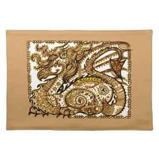 Dragon Placemat