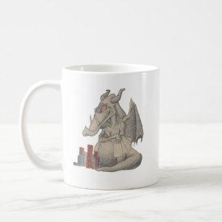 Dragon Poker Coffee Mug