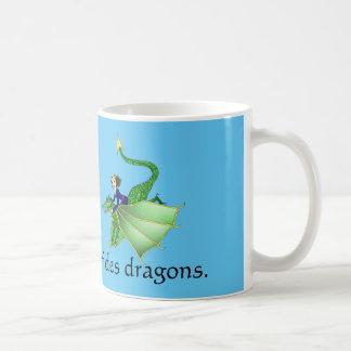 Dragon Princess Mug