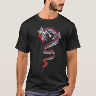 Dragon Red Blue T-Shirt