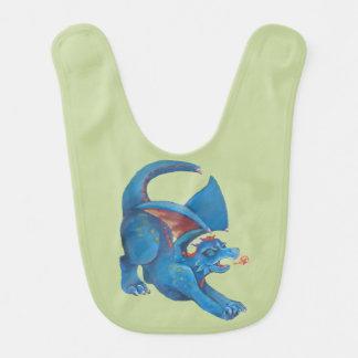 Dragon Roar Bib