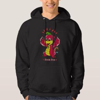 Dragon Rockstar™ Apparel Hoodie