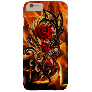 dragon rose of love barely there iPhone 6 plus case
