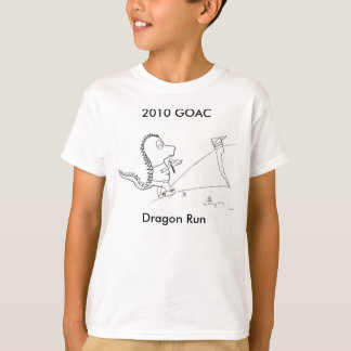 Dragon Run # 2, 2010 GOAC T-Shirt