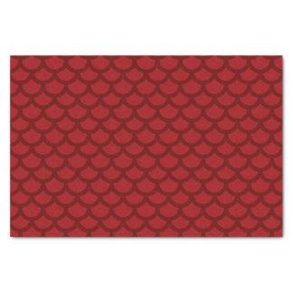Dragon Scale Tissue Paper