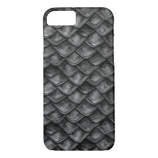 Dragon Scales - Shades of Gray Case-Mate iPhone Case