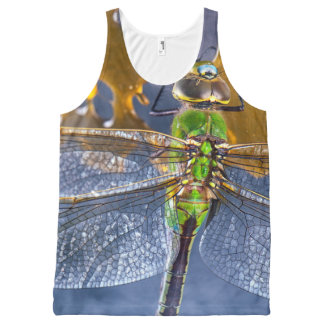 Dragon Shatter Tank Top