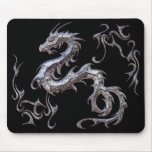 dragon simbolo mousepads