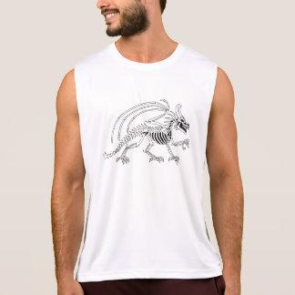Dragon Skeleton Tank Top