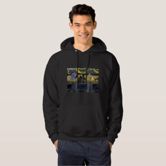 Dragon sky blend sweatshirt
