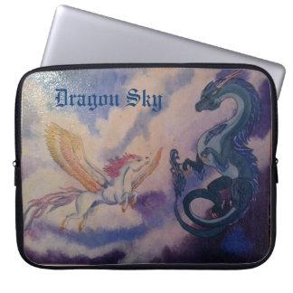 Dragon Sky Laptop Sleeves