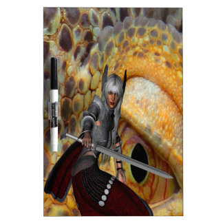 Dragon Slayer 2 Dry Erase Board