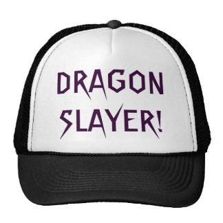 DRAGON SLAYER! HATS