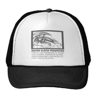 Dragon Slayer Perspective Trucker Hat