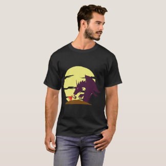 Dragon Slayer Shillouette T-Shirt