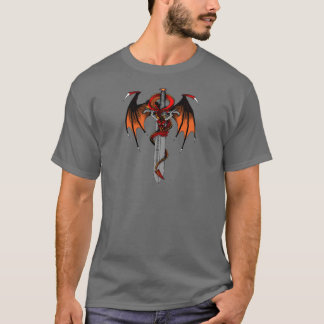 Dragon Slaying Sword T-Shirt