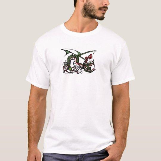 Dragon Smoke Men's T-Shirt