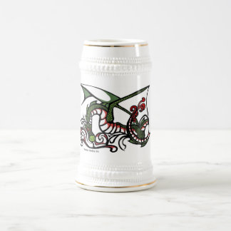 Dragon Smoke Stein