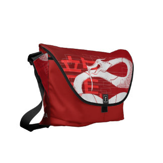 Dragon Soul: Patriot Messenger Bags