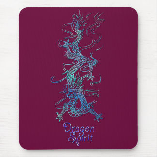 DRAGON SPIRIT Art Collection Mouse Pad