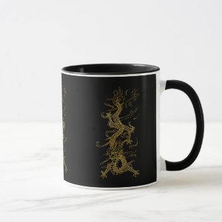 DRAGON SPIRIT Chinese Art Collection Mug