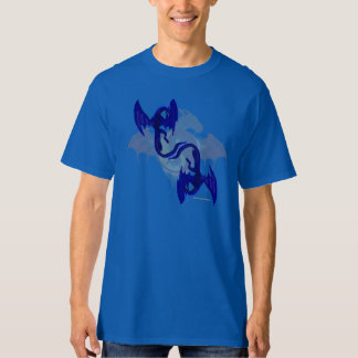Dragon Spirit Men's Tall T-Shirt