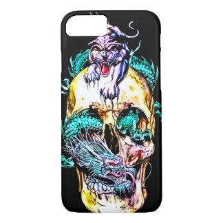 Dragon Spirits Art iPhone 7 Case