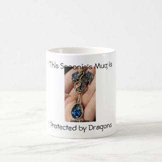 Dragon Spoon Mug