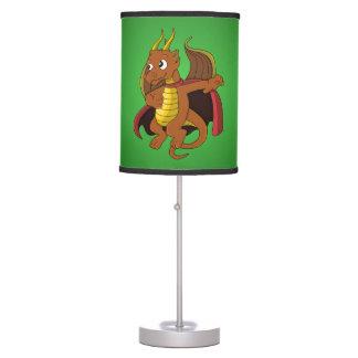 Dragon superhero cartoon Lamp