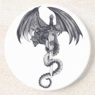 Dragon & Sword Coaster