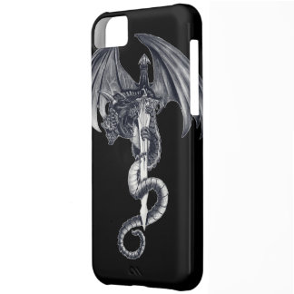 Dragon & Sword iPhone 5C Barely There Case