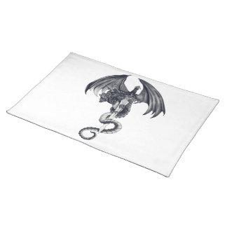 Dragon & Sword Placemat