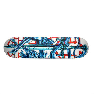 Dragon Sword Skateboard