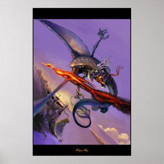 Dragon Tag Poster