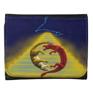 Dragon Tiger Constellation Wallet
