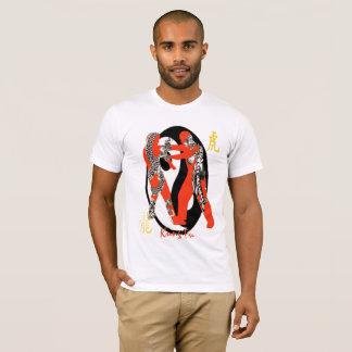 Dragon Tiger Kung Fu Shirt