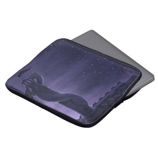 Dragon Tower Laptop Sleeve