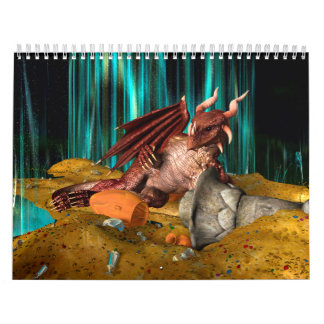 Dragon Treasure Calendar