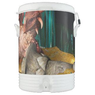 Dragon Treasure Cooler