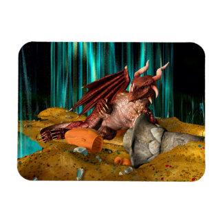 Dragon Treasure Magnet